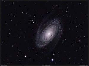 Read more about the article M81 – Bode's Galaxy
