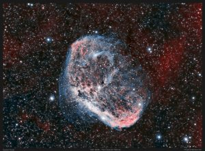 Read more about the article NGC 6888 – The Crescent Nebula