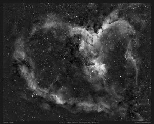 Read more about the article IC 1805 – The Heart Nebula