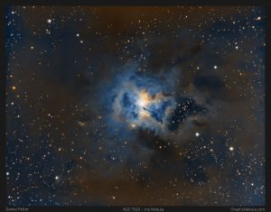 Read more about the article NGC 7023 – The Iris Nebula