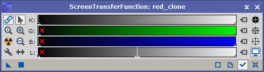screen transfer function
