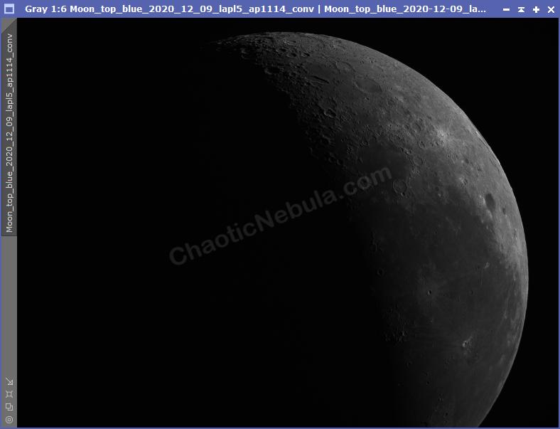 Lunar Image - Top