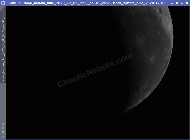 Lunar Image - Bottom
