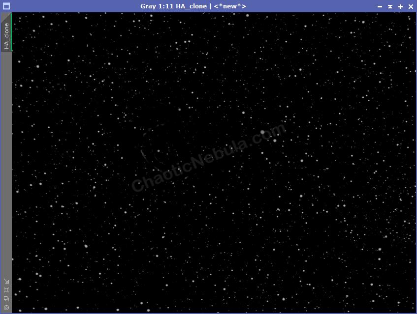 Noise Reduced - Optimized Luminance