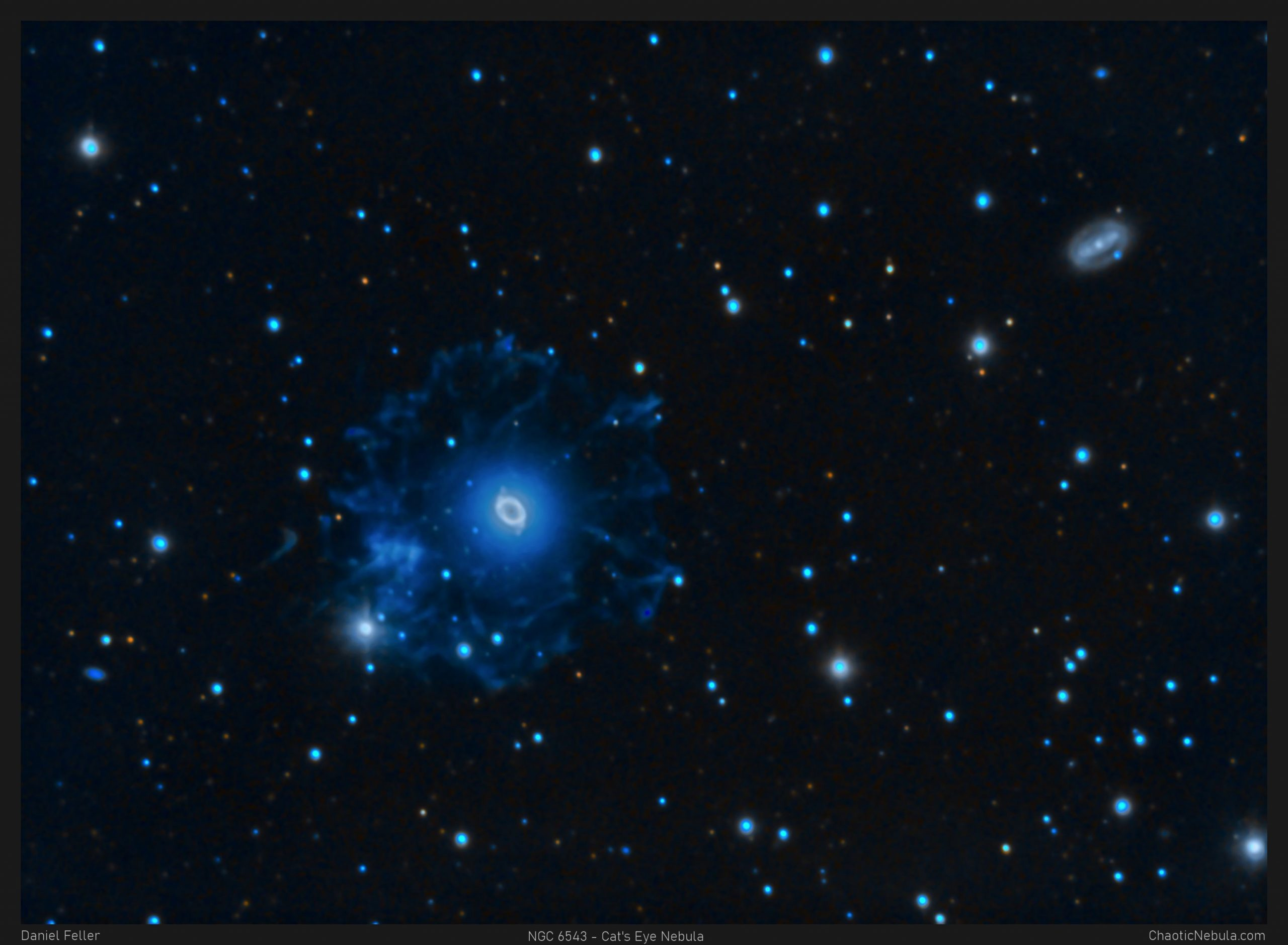Read more about the article NGC 6543 – Cat's Eye Nebula